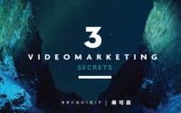 3 Video Marketing Secrets (You Forgot!) | 视频营销: 大多数营销人忽略的三大好处