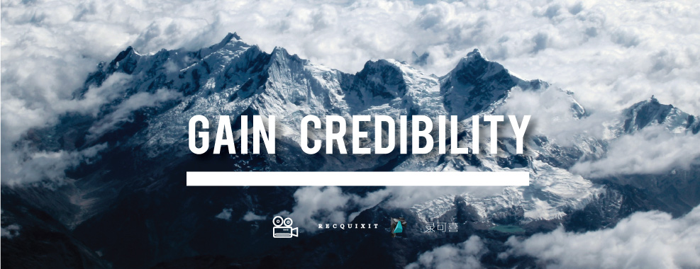 gain-credibility-recquixit-film-video-production
