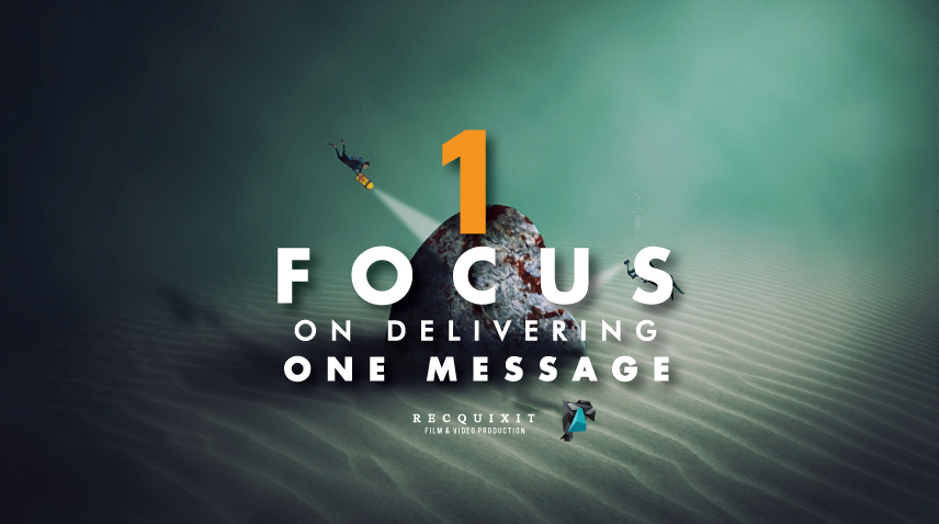 focus-delivering-one-message-recquixit