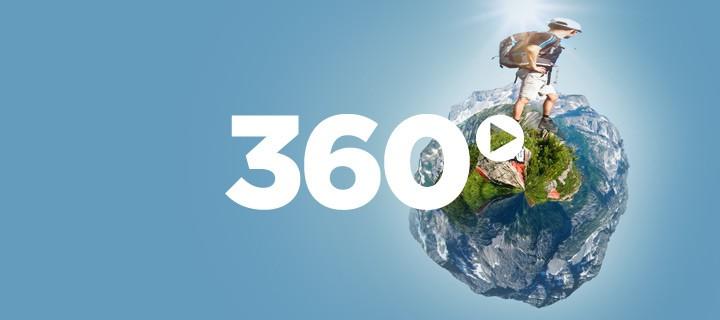 Reasons To Start Shooting 360 Degree Videos