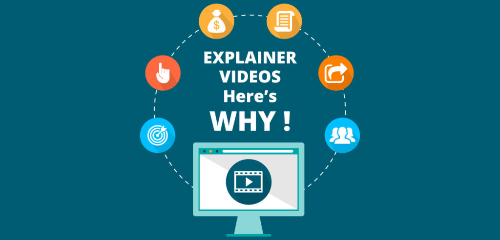 reasons to use explainer videos